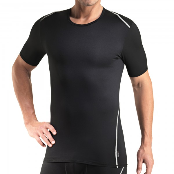 Shirt kurzarm, Rundhals, Clima Control Faktor 2