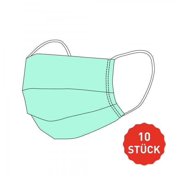 Hygiene mask pack of 10
