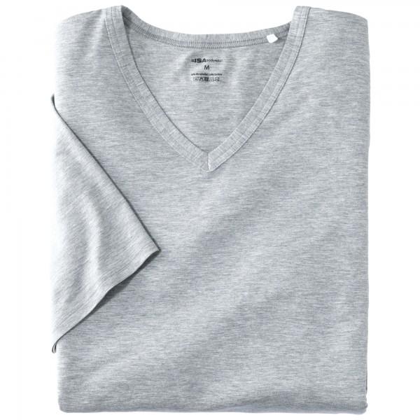 Shirt kurzarm, V-Ausschnitt
