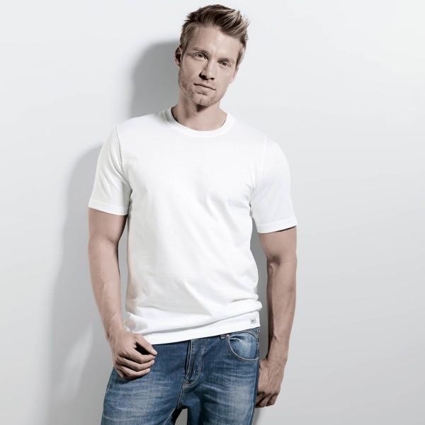 Maglietta manica corta, collo rotondo
