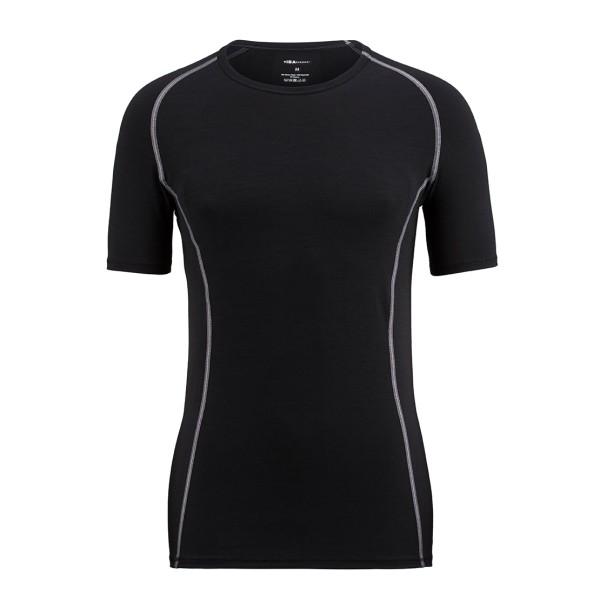 Shirt kurzarm, Rundhals