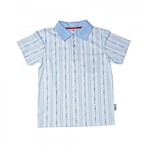 Poloshirt à manches courtes