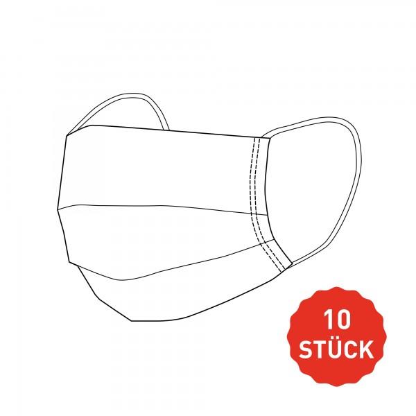 Masque d'hygiène paquet de 10
