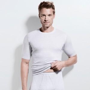 Shirt manches courtes, encolure ronde