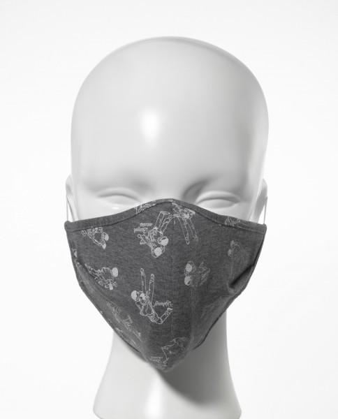 Hygienemaske ''Schwinger'' 5er-Pack