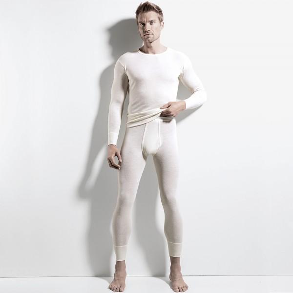 Shirt manches longues, encolure ronde
