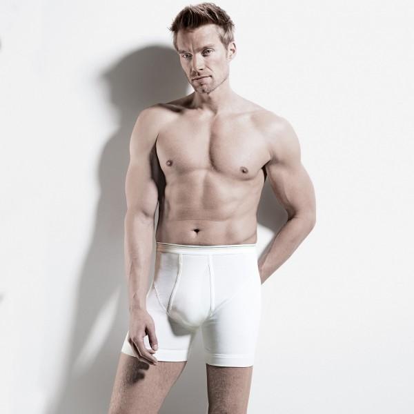 Panty con apertura