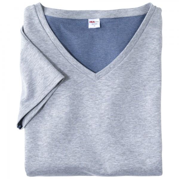 Maglietta manica corta, collo a V